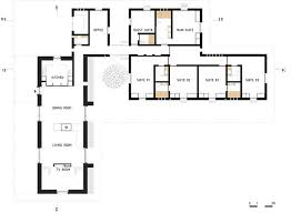 Residential House Floor Plan 2875 Best Plans Images On Pinterest Small Houses Architecture