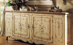 French Country Sideboards - 20 ideas of sideboard with hutch