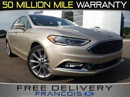 ford fusion new 2018 ford fusion platinum 4d sedan in belleville jr107813
