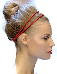 top knot headband top bun hairstyles top knot hairstyle with headband trendy