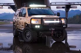 nissan titan camper nissan u201cproject titan u201d truck ready for alaskan adventure