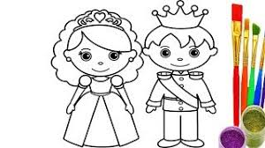 how to draw kids boy and girls learning coloring pages