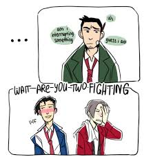 Phoenix Wright Kink Meme - 97 best ace attorney phoenix and miles images on pinterest