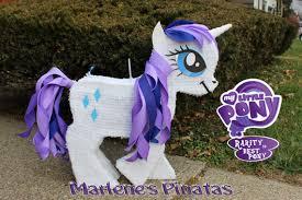 my pony pinata my pony pinata rarity pony