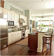 one wall kitchen designs with an island small one wall kitchen layout luxury one wall kitchen with