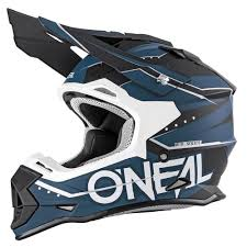 childrens motocross helmet new oneal 2018 mx 2 series slingshot dirt bike matte navy black