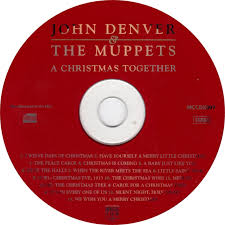 cd album denver and the muppets a together