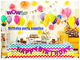 party supplies cheap cheap birthday party decorations kids party supplies 5 wow cheap