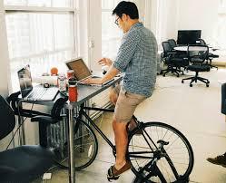 Pedal Machine For Under Desk Bicycle Desks A Good Idea The Atlantic