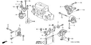 honda crv parts 2004 honda store 2004 crv engine mounts at 4wd parts