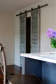 Sliding Barn Doors A Practical Solution For Large Or by I U0027ve Always Disliked The Awkward French Doors