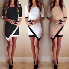 bodycon summer going out party dresses uk
