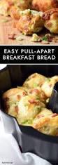 breakfast pull apart bread