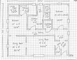 floor plan sketches 2 3 residential design civil engineering and architecture