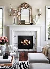 Best  White Fireplace Ideas On Pinterest Fireplace Mantle - Living rooms with fireplaces design ideas