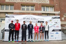 lexus toronto downtown the canadian 5k championships in photos