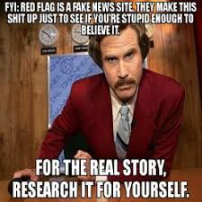 You Re Stupid Meme - fyi truth and action is a fake news site they make up shit like