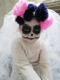 Bride Halloween Costume Kids Sugar Skull Bride Halloween Costume Ama Ryllis Project