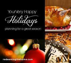 Happy Thanksgiving And Happy Holidays Holidays