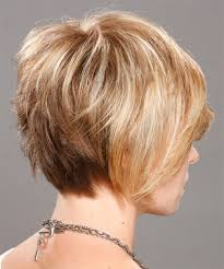 short hairstyle back view images women s hairstyles layered blonde short hairstyles back view