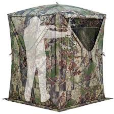 Hunting Ground Blinds On Sale Barronett Big Mike Hunting Blind 667310 Ground Blinds At