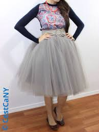 tulle for sale ciara gray tulle skirt 6 layers tutu silver swiss tulle