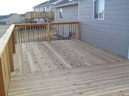 redwood deck building wolter construction rapid city sd