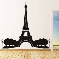 nursery eiffel tower wall decal pictures design ideas and decors image of eiffel tower wall decal sticker