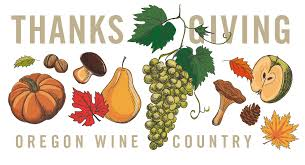 thanksgiving in oregon wine country 2017