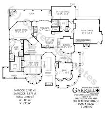 Coastal Cottage Home Plans by Beacon Cottage House Plan House Plans By Garrell Associates Inc