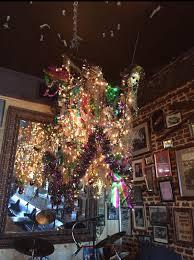 christmas tree lighting bridge street huntsville al holiday time southern hospitality magazine traveler