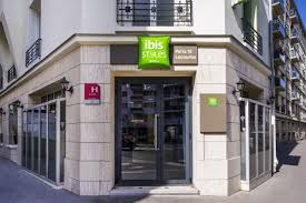 Auberge De Jeunesse Paris 15eme Hôtel Ibis Styles Lecourbe France Paris Booking Com