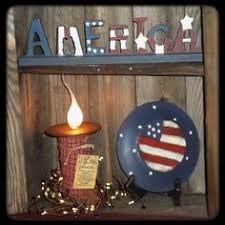americana patriotic ticking fabric stars pick living room