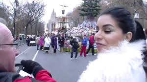 thanksgiving 2010 canada miss usa 2010 macy u0027s thanksgiving day parade youtube