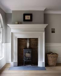 Wood Fireplace Surround Kits by Best 25 Slate Fireplace Surround Ideas On Pinterest Slate