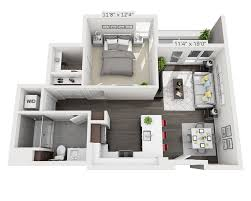 Residence Inn Floor Plan by Floor Plans U0026 Pricing For The Residences On Jamboree Irvine