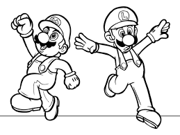 coloring sheets printable free printable coloring pages of mario