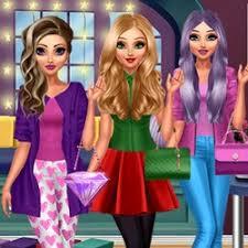 barbie dress games