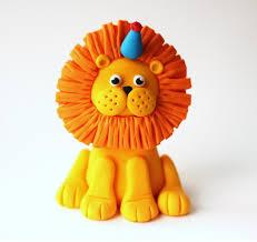 lion cake topper fondant lion cake topper deluxe fondant lion topper lion
