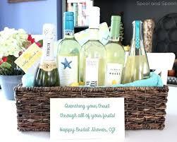 wine gift basket ideas ideas for a wine gift basket bridal shower gift wine basket