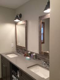 rustic cabin bathroom renovations elz design