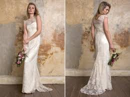 inspired wedding dresses vintage wedding dresses from sally lacock chic vintage