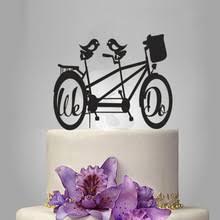 bicycle cake topper popular bicycle wedding cake buy cheap bicycle wedding cake lots