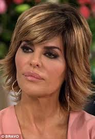 lisa rinna tutorial for her hair lisa rinna changes her hairstyle for the first time in 20 years