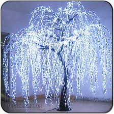 Willow Tree Home Decor 3 5m Led Weeping Willow Tree Lighting 3 5m Led Weeping Willow