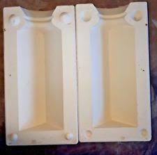 used ceramic pouring table slip casting moulds kits ebay