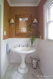 Powder Room Decor And We U0027ll Never Be Royals A Diy Powder Room Design The