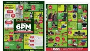 sears black friday ad 2017 preview the ad scans sales
