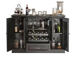 Vanguard Bar Cabinet American Heritage Carlotta Bar Traditional Wine And Bar