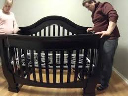 Davenport Convertible Crib Building Leigh S Crib
